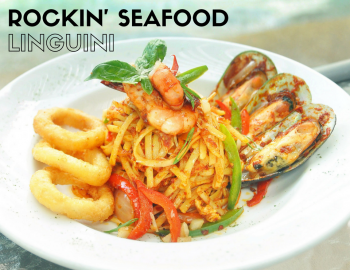 Rockin' Seafood Linguini