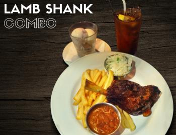Lamb Shank Combo (Save RM25!)