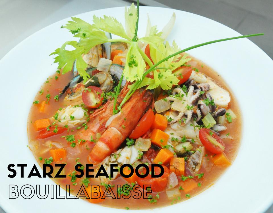 Starz Seafood Bouillabaisse
