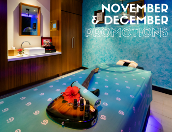 Nov & Dec Rock Spa Promotions