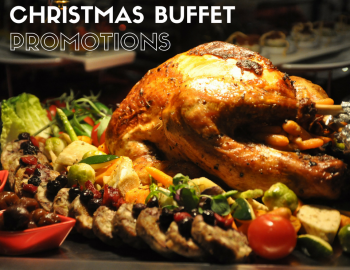 Christmas Buffet Promotions