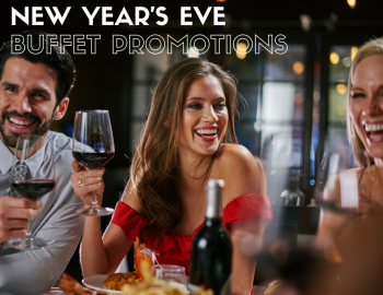 New Year's Eve Buffet Promotions