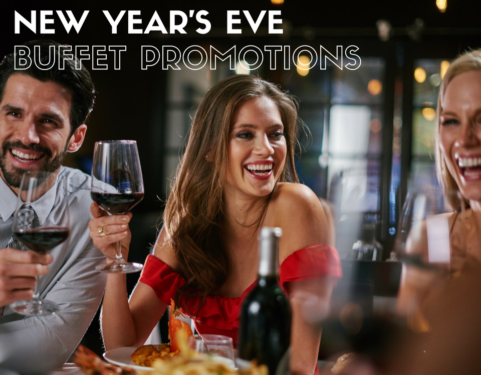 New Year's Eve Buffet Promotiosn