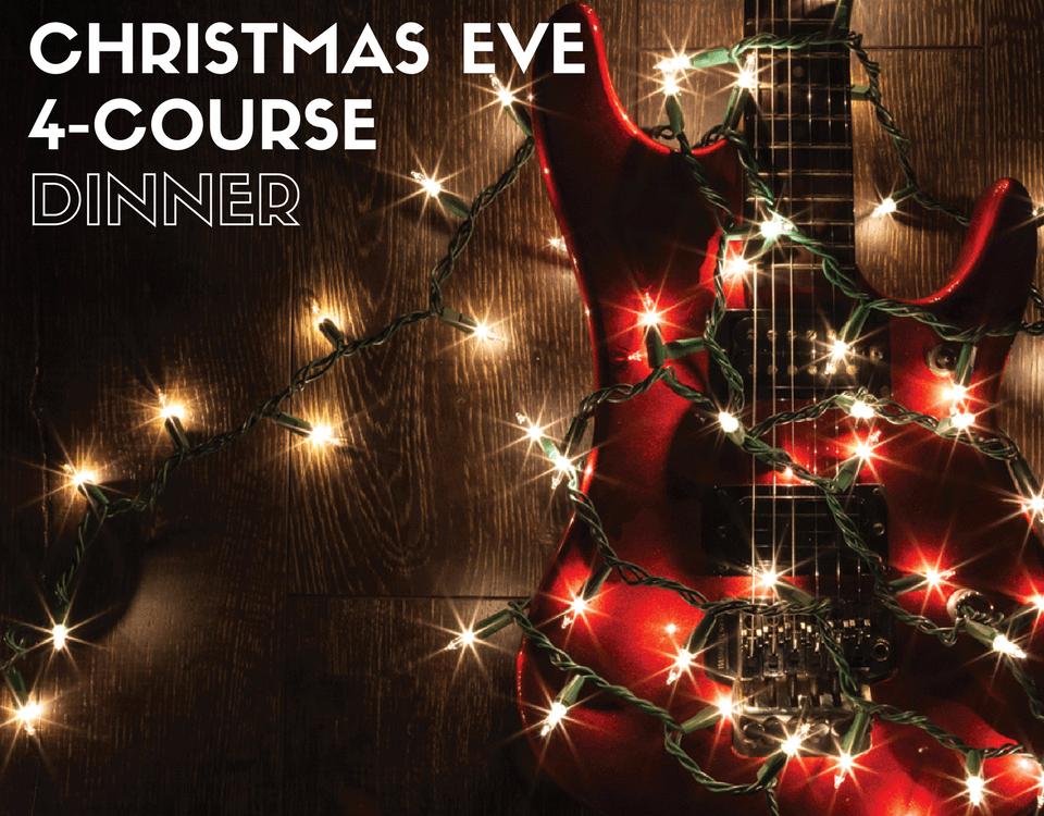 Christmas Eve 4 Course Dinner HRC