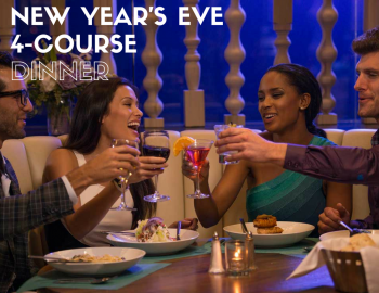 New Year's Eve 4-Course Dinner