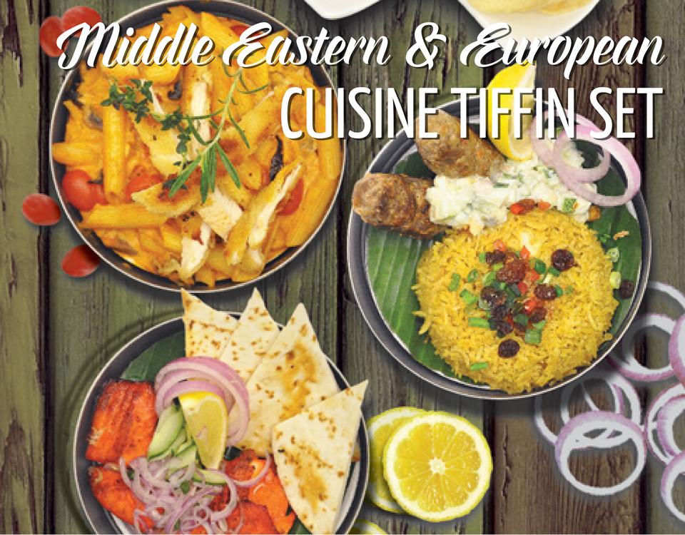 Middle Eastern & European Tiffin Set Web Tnhumb