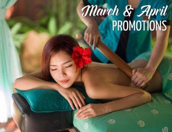 March & April Rock Spa Promotions