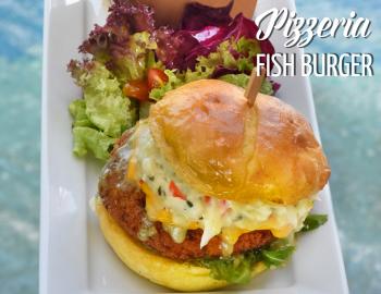 Pizzeria Fish Burger