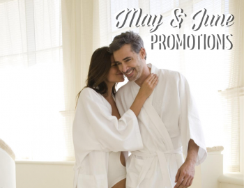 May & June Rock Spa Promotions