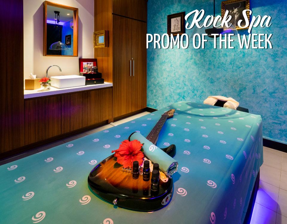 Rock Spa Promo of the Week Web Thumb