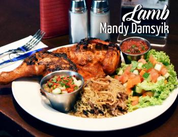 Lamb Mandy Damsyik