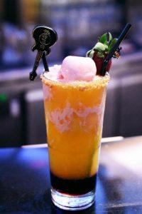 Berry Blaster Mocktail