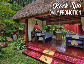 Rock Spa Weekday Promotion