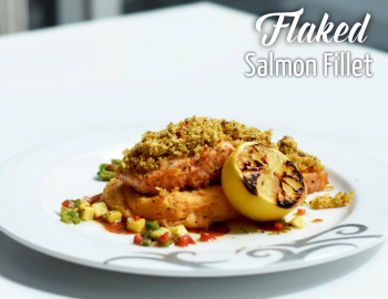 Flaked Salmon Fillet