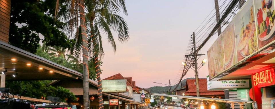Fisherman S Village Plaza Koh Samui Hotel Samui Palm Beach