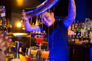 HRC Bar Man