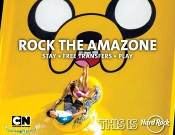 ROCK THE AMAZONE! (CARTOON NETWORK SPECIAL)