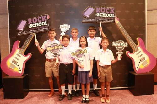 Pic - Rock The School 2017 by Hard Rock Pattaya_02