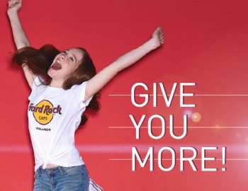 Give You More!