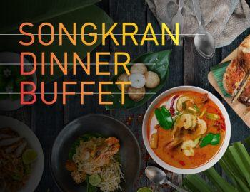 Songkran Dinner Buffet