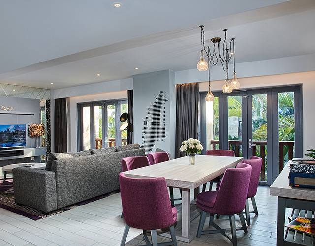 f8814152ccebed Hard Rock Hotel Bali. Luxurious Family Suite Room