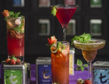 DILMAH TEA MIXOLOGY