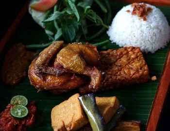TRAY OF THE MONTH FEBRUARY 2019 | AYAM LALAPAN