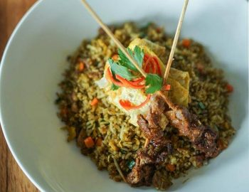 TRAY OF THE MONTH APRIL 2019 | NASI GORENG KAMBING