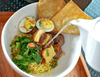 TRAY OF THE MONTH MARCH 2019 | BAKSO SAPI