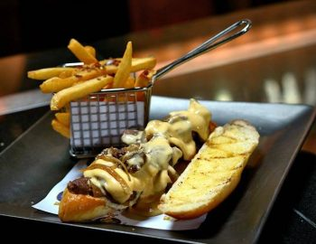 SNACK OF THE MONTH MARCH 2019   PHILLY CHEESE STEAK