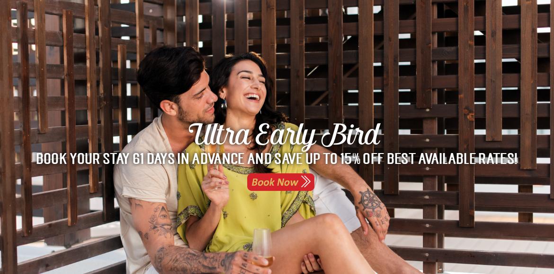 Ultra Early Bird 2019 Web Slider