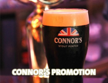 CONNOR'S PROMOTION
