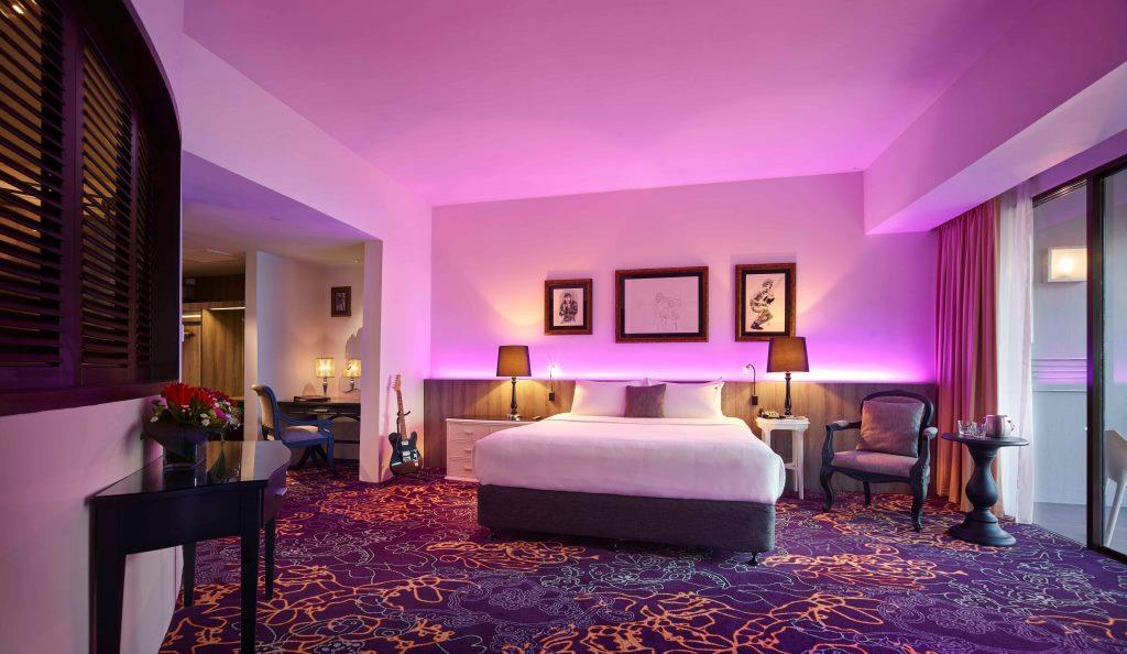 Rock Star Suite At Hard Rock Hotel Penang Penang Hotel