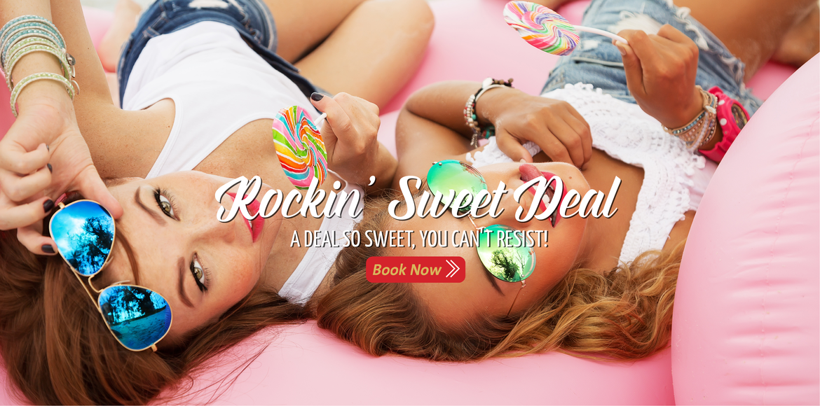 Rockin Sweet Deal Web Slider 2018
