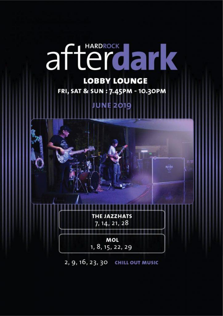 live music lobby may 19