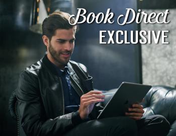 BOOK DIRECT EXCLUSIVE 官网预定优惠