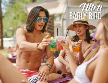 ULTRA EARLY BIRD 提前预订优惠