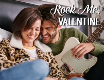 ROCK ME, VALENTINE PACKAGE