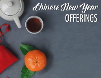 Chinese New Year 2018 Offerings