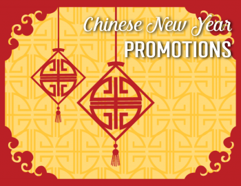 Chinese New Year 2019 Promotions