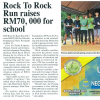 "Publication Date_16-31 May 2017 PRINT BULETIIN MUTIARA - ""Rock To Rock Run Raises RM 70,000 for School"""
