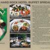 """Publication Date_June_July 2017 PRINT WHERE2 - """"Hard Rock Hotel Buffet Spread"""" (2)"""