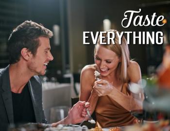 TASTE EVERYTHING