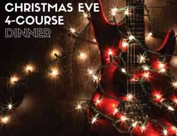 Christmas Eve 4-Course Dinner