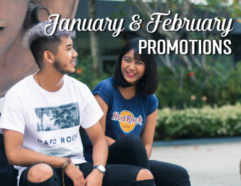 January & February Rock Shop Promotions