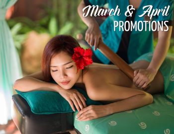 March & April Rock Spa Promotions