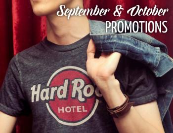 September & October Rock Shop Promotions
