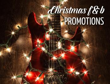 Christmas F&B Promotions