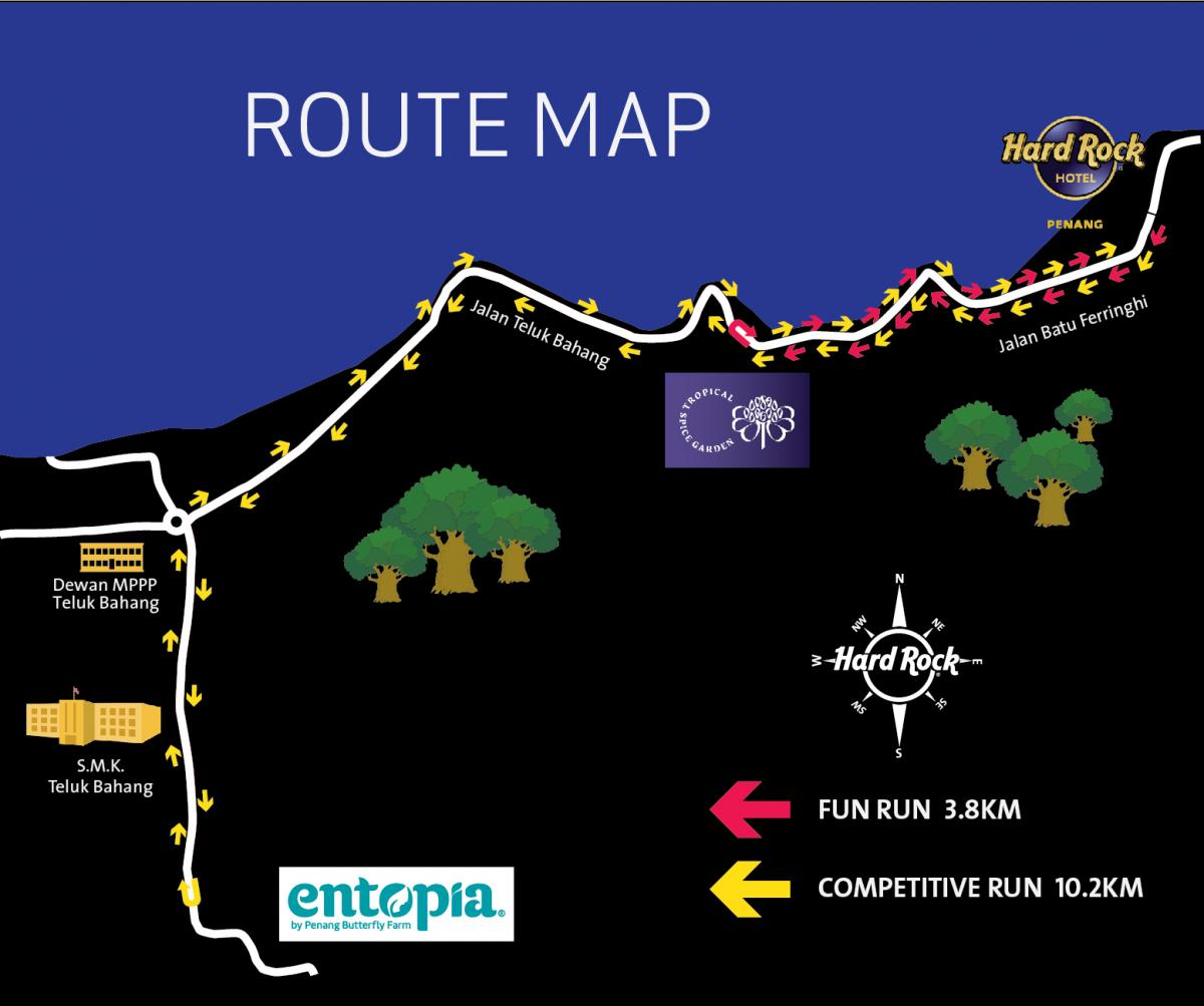 RTRR 2019_route map