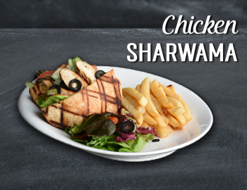 Chicken Sharwama